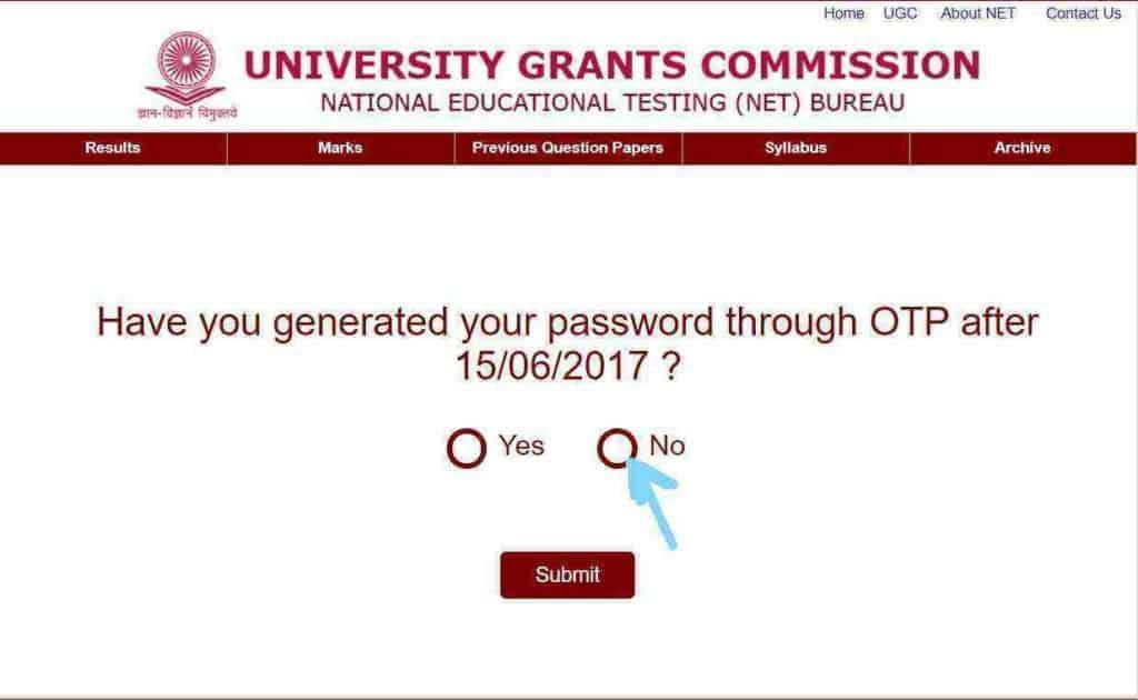 ugc net generate