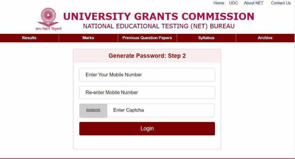 ugc net step 2